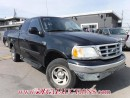 Used 2003 Ford F-150 XLT SUPERCAB 4WD for sale in Calgary, AB