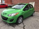 Used 2011 Mazda MAZDA2 ONE OWNER - NO ACCIDENT - SAFETY & WARRANTY INCL for sale in Cambridge, ON