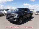 Used 2015 Ford F150 LARIAT SUPERCREW SWB 4WD 3.5L for sale in Calgary, AB
