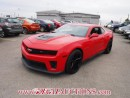 Used 2013 Chevrolet CAMARO ZL1 2D COUPE for sale in Calgary, AB