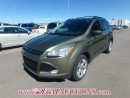 Used 2013 Ford ESCAPE SE 4D UTILITY FWD 2.0L for sale in Calgary, AB