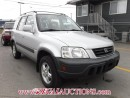Used 1998 Honda CR-V 4D Utility 4WD for sale in Calgary, AB