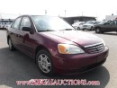 Used 2002 Honda Civic for sale in Calgary, AB