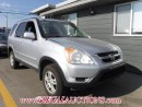 Used 2002 Honda CR-V EX 4D UTILITY 4WD for sale in Calgary, AB