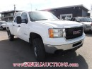 Used 2011 GMC SIERRA 2500  CREW CAB 4WD for sale in Calgary, AB