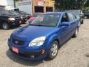 Used 2006 Kia Rio Rio5 SX NO ACCIDENT LOW KM for sale in Scarborough, ON
