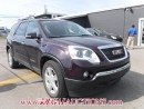 Used 2008 GMC ACADIA SLT 2 4D UTILITY AWD for sale in Calgary, AB