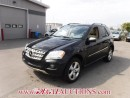 Used 2009 Mercedes-Benz M-CLASS ML320 4D UTILITY CDI 3.0L for sale in Calgary, AB