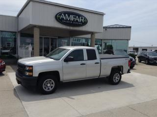 Used 2014 Chevrolet Silverado 1500 5.3L / 4X4 / NO PAYMENTS FOR 6 MONTHS !! for sale in Tilbury, ON