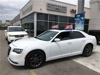 Used 2016 Chrysler 300 S..Pan Roof/Navi/Leather for sale in Burlington, ON