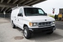 Used 2002 Ford E250 Commercial for sale in Langley, BC