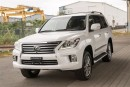 Used 2013 Lexus LX 570 Loaded On And Off Road SUV! Langley Location for sale in Langley, BC