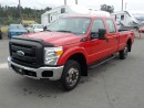 Used 2011 Ford F-350 SD XL Crew Cab Long Bed 4WD for sale in Burnaby, BC