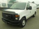 Used 2010 Ford Econoline E-250 Cargo Van with Rear Shelving for sale in Burnaby, BC