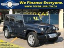 Used 2008 Jeep Wrangler Unlimited Sahara, Navi, 2Tops, Auto for sale in Concord, ON