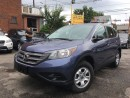 Used 2013 Honda CR-V LX AWD, AllPowerOpti*HtdSeats, Bluetooth&More! for sale in York, ON