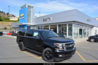 New 2017 Chevrolet Suburban LT for sale in Kamloops, BC