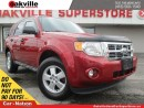 Used 2011 Ford Escape XLT  2.5L | LEATHER | BLUETOOTH | HEATED SEATS for sale in Oakville, ON