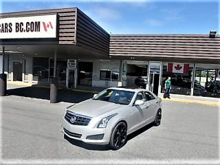 Used 2013 Cadillac ATS 2.0 Turbo AWD for sale in Langley, BC