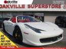 Used 2015 Ferrari 458 ITALIA Spyder | VERY RARE SPEC | CARBON CERAMIC BRAKES for sale in Oakville, ON