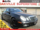 Used 2009 Mercedes-Benz E-Class 300 | 4 MATIC | ACCIDENT FREE | NAVI | SUNROOF for sale in Oakville, ON