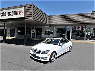 Used 2013 Mercedes-Benz C 300 4Matic Luxury for sale in Langley, BC