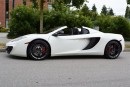 Used 2013 Mclaren mp4-12c Spider for sale in Vancouver, BC
