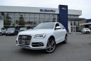 Used 2014 Audi SQ5 3.0 Technik - 27,000Kms / Navigation for sale in Port Coquitlam, BC