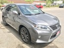 Used 2014 Lexus RX 350 F Sport F SPORT-ALL CREDIT ACCEPTED for sale in Scarborough, ON
