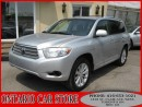 Used 2008 Toyota Highlander HYBRID 4WD NAVIGATION !!!NO ACCIDENTS!!! for sale in Toronto, ON