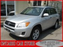 Used 2009 Toyota RAV4 4WD !!!LOCAL ONTARIO CAR NO ACCIDENTS!!! for sale in Toronto, ON