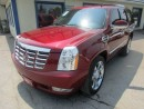 Used 2011 Cadillac Escalade LOADED HYBRID-2 MODEL 8 PASSENGER 6.0L - V8.. 4WD.. BENCH.. 3RD ROW.. LEATHER.. NAVIGATION.. SUNROOF.. DVD PLAYER.. HEATED/AC SEATS.. BACK-UP CAMERA.. for sale in Bradford, ON