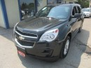 Used 2013 Chevrolet Equinox POWER EQUIPPED LS MODEL 5 PASSENGER 2.4L - ECO-TEC.. ECON-BOOST PACKAGE.. CD/AUX/USB INPUT.. KEYLESS ENTRY.. for sale in Bradford, ON