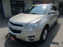 Used 2013 Chevrolet Equinox POWER EQUIPPED 1-LT MODEL 5 PASSENGER 2.4L - ECO-TEC.. ECON-BOOST PACKAGE.. TOUCH SCREEN.. BACK-UP CAMERA.. CD/AUX/USB INPUT.. for sale in Bradford, ON