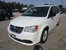 Used 2015 Dodge Grand Caravan FAMILY MOVING SXT MODEL 7 PASSENGER 3.6L - V6.. CAPTAINS.. STOW-N-GO.. CD/AUX INPUT.. ECON-BOOST PACKAGE.. POWER WINDOWS.. for sale in Bradford, ON