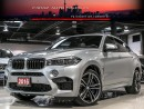 Used 2016 BMW X6 M HEADSUP|BLINDSPOT|LANE ASSIST|FULLY LOADED for sale in North York, ON