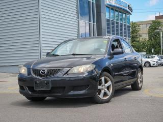 Used 2005 Mazda MAZDA3 AUTO MOON ROOF LOADED!!! for sale in Scarborough, ON