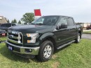 Used 2015 Ford F-150 XLT 4x4 SuperCrew with Ecoboost! for sale in Brantford, ON