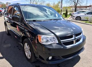 Used 2012 Dodge Grand Caravan Crew CREW-ALL CREDIT ACCEPTED for sale in Scarborough, ON