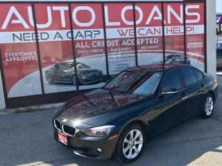 Used 2013 BMW 328 i xDrive Classic Line 328Xi-ALL CREDIT ACCEPTED for sale in Scarborough, ON