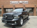 Used 2013 Dodge Ram 1500 SPORT | 4X4 |NAVIGATION | SUNROOF | for sale in Mississauga, ON