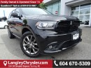 Used 2017 Dodge Durango GT AWD W/LEATHER INTERIOR, BLUETOOTH & SUNROOF for sale in Surrey, BC