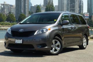 Used 2013 Toyota Sienna LE 7-Pass 6A *Local Vehicle-Low KM!* for sale in Vancouver, BC