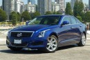 Used 2013 Cadillac ATS LCV RWD *Luxury Package* for sale in Vancouver, BC