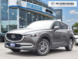 Used 2017 Mazda CX-5 GS |ONE OWNER|NO ACCIDENTS|1.99% FINANCING AVAILAB for sale in Mississauga, ON