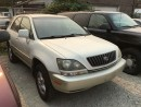 Used 1999 Lexus RX 300 4dr SUV 4WD for sale in Coquitlam, BC