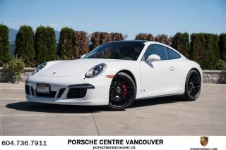 Used 2015 Porsche 911 Carrera Coupe GTS PDK Porsche Approved Certified. for sale in Vancouver, BC