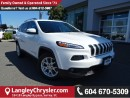 Used 2015 Jeep Cherokee Sport for sale in Surrey, BC