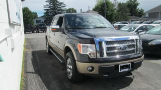 Used 2012 Ford F-150 Lariat for sale in Richmond, ON