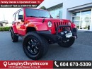 Used 2015 Jeep Wrangler Unlimited Sahara w/ NAVIGATION & HEATED SEATS for sale in Surrey, BC
